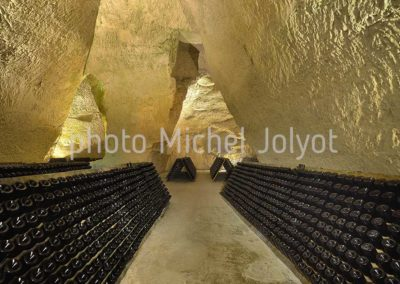 CH07 - Caves du Champagne Taittinger (crayères)