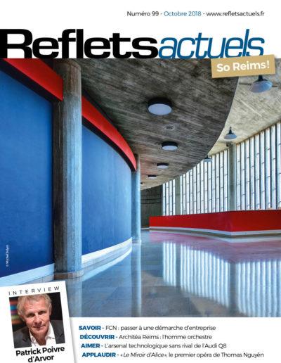 Couverture Reflets Actuels 10-2018