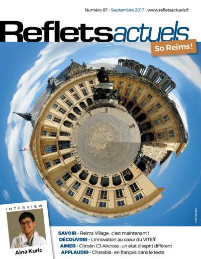 Couverture Reflets Actuels Septembre 2017 BD